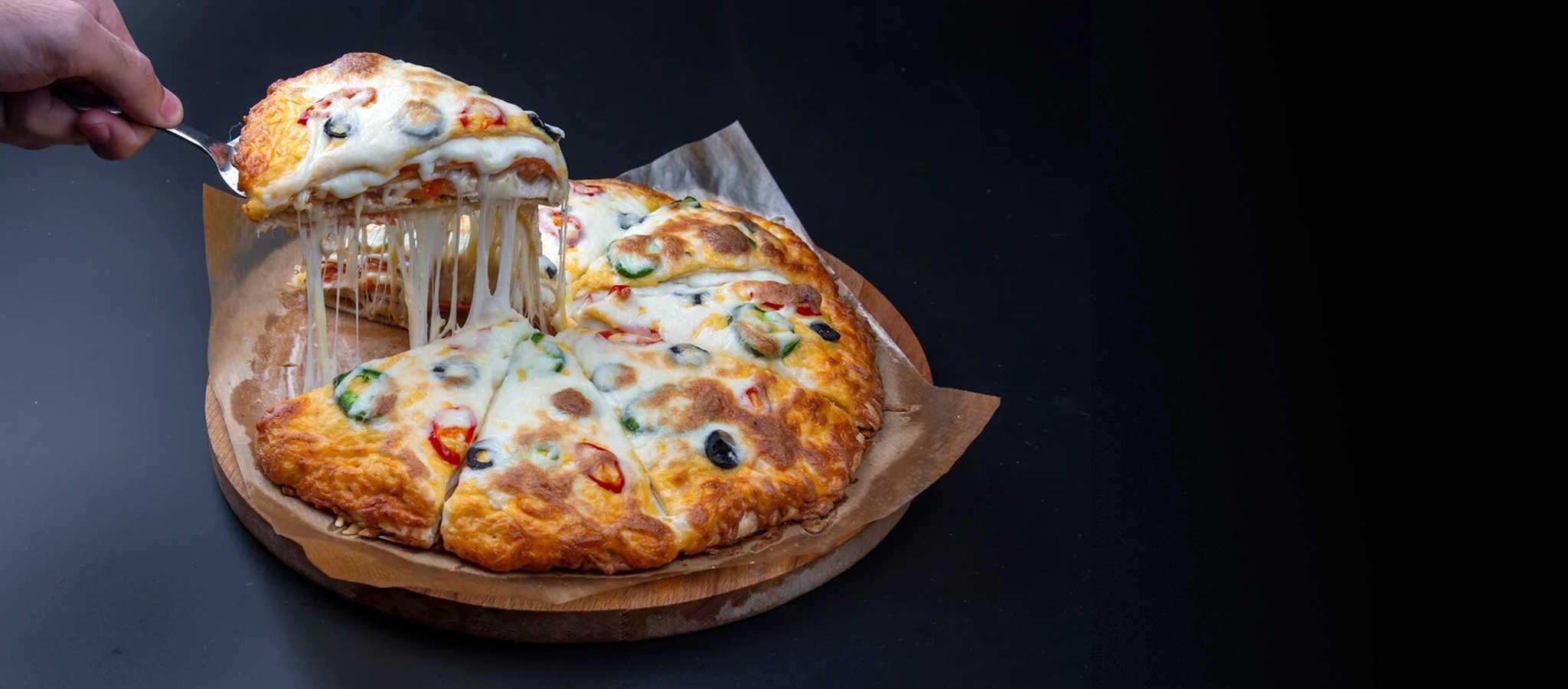 Пицца CrazyBrothers